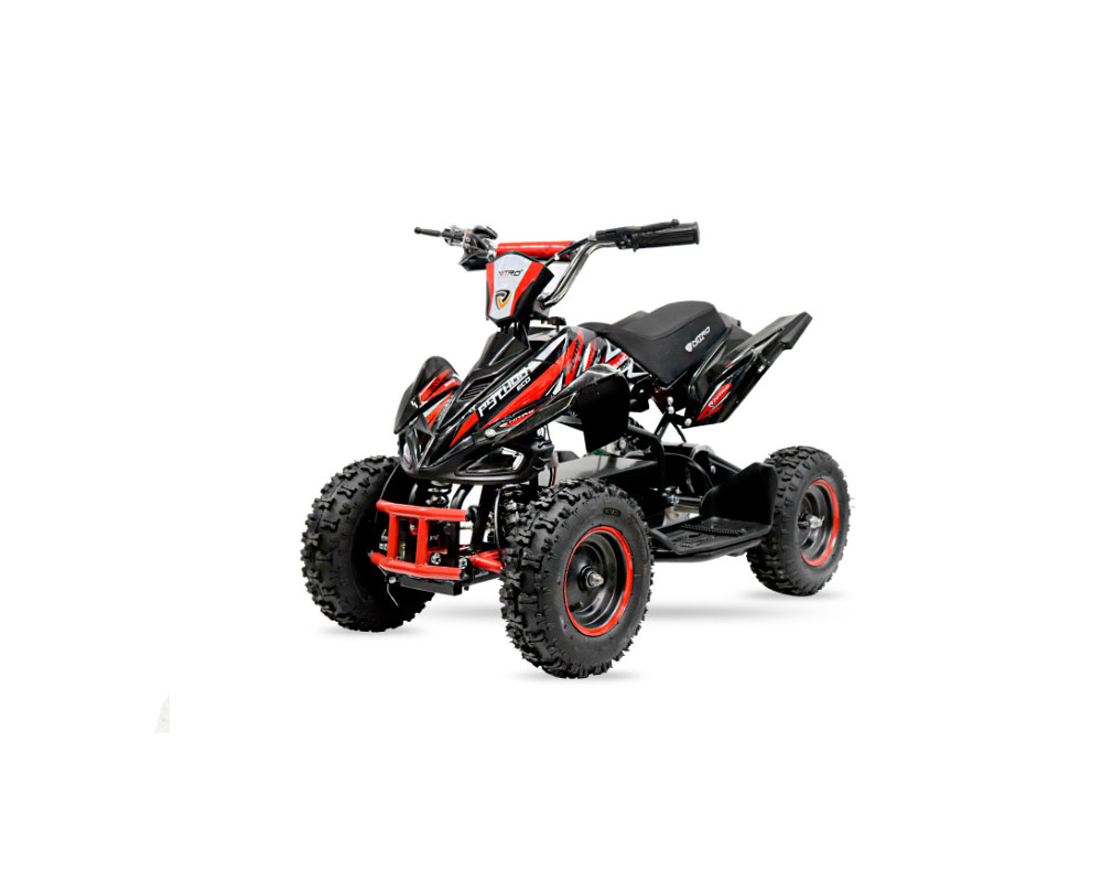 MINIQUAD Electro Quad ATV Children Quad 3 Throttle 800W enlarge
