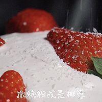 草莓雪球:满嘴草莓的幸福味道!的做法图解31