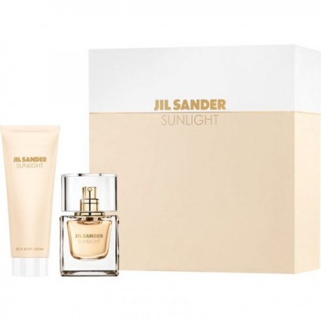 JIL SANDER SUNLIGHT EDP SPRAY 40ML + LOCION CORPORAL 75ML
