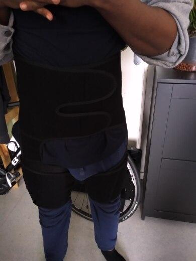 High Waist Neoprene Thigh Trimmer and Butt Lifter photo review