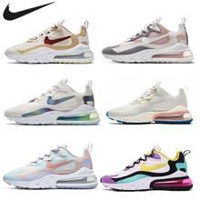 Nike hava max 270 erkek koşu ayakkabıları orijinal hava yastığı nefes konfor marka spor ayakkabı kadın spor ayakkabılar