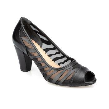FLO 91 309769 Z czarne damskie buty Gova Polaris tanie i dobre opinie Trzciny