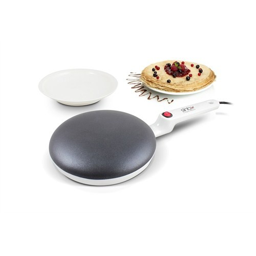 Sinbo SP-5208 Crepe And Pancake Machine | Turkish Pancake | Hair Pastry | Burrito |