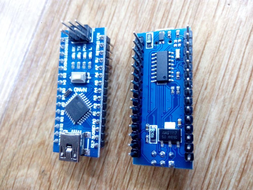 -- Arduino Controlador Atmega328p