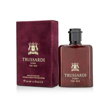 TRUSSARDI UOMO THE RED 50ML EDT