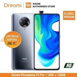 Wersja globalna Xiaomi Pocophone F2 Pro 6GB RAM 128GB ROM (fabrycznie nowe/uszczelnione) poco  pocof2  pocof2pro  128  telefon komórkowy  5G