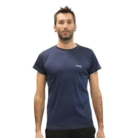 CAMISETA SOFTEE TECHNICS DRY HOMBRE - TALLA L - COLOR MARINO