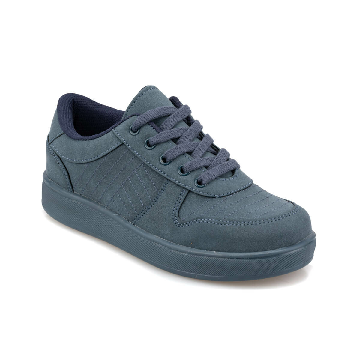 FLO 92.510858.F Blue Male Child Sneaker Shoes Polaris