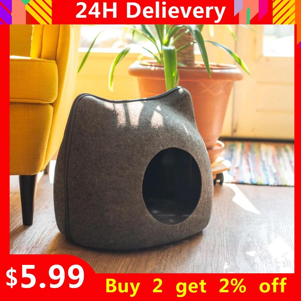 Переносной домик для кошек