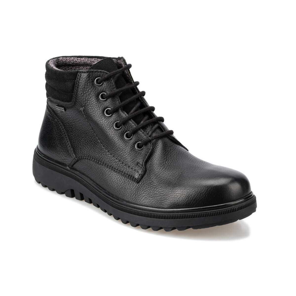 FLO 92.100947.M Black Men Boots Polaris 5 Point