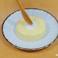 橙香酸奶蛋糕  宝宝辅食食谱的做法图解10