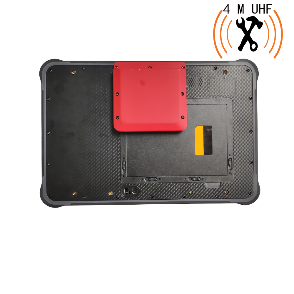 Rugged Tablet 10 Inch Windows 10 Rugged Tablet PC With 4M UHF