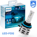 Автомобильные светодиодные лампы Philips Ultinon Essential LED FOG H11/ H8 / H16 6500K (2 шт.) 11366UE2X2