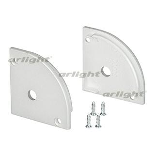 024479 Plug Sl-kant-h30 Round With Hole Arlight Package 1-set