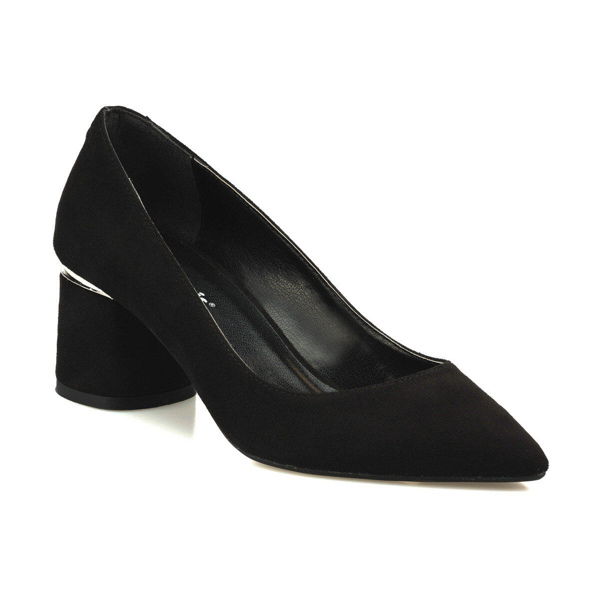 FLO 315119.Z Black Women Gova Shoes Polaris