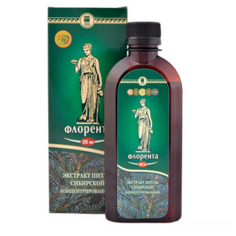 Extract Of Fir Siberian Concentrated флорента, 200 Ml