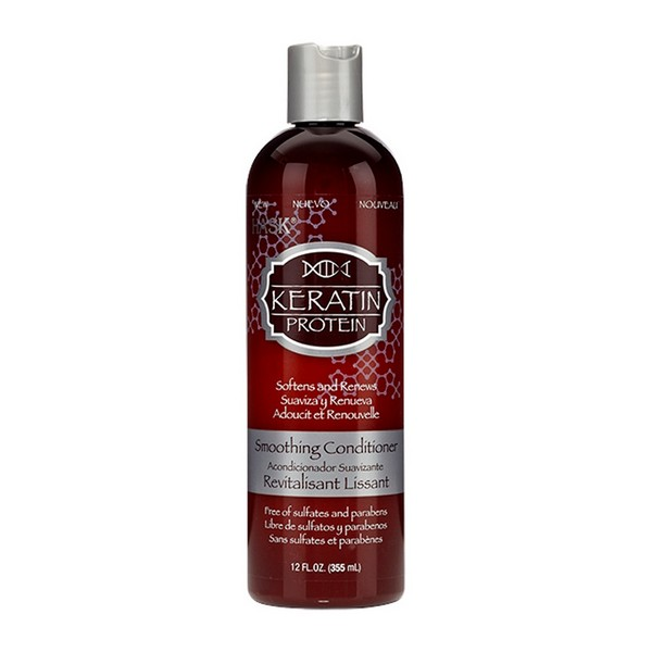 Conditioner Keratin Protein Smoothing HASK (355 Ml)