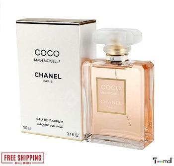 ChaneI Coco Mademoiselle For Women Eau de Original Brand Perfume Spray 3.4 Fl. OZ. / 100ML. guepard fashion perfume by guepard for women eau de parfum spray 3 4 oz 100 ml