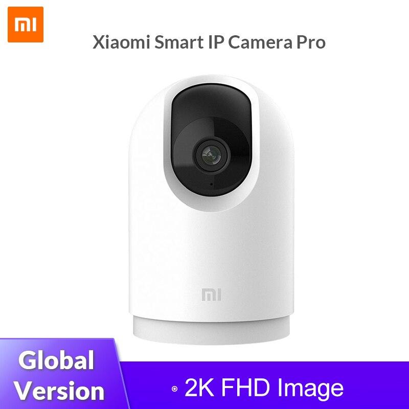 Xiaomi-cámara IP inteligente Mi Home, versión Global, Pro 2K, Utrl, HD, seguridad, Visión de 360 °, detección de movimiento infrarroja, visión nocturna