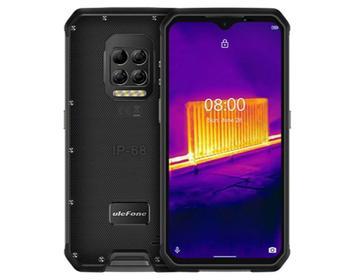 Перейти на Алиэкспресс и купить Смартфон Броня 9 (8 + 128 ГБ) черный чехол-накладка Ulefone смартфон мобильный телефон