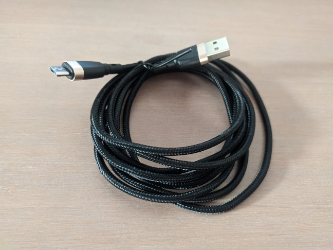 USLION Micro USB Cable 3A Fast Charging USB Data Cable Cord for Samsung Xiaomi Redmi Note 4 5 Android Microusb Fast Charge 3M 2M|Mobile Phone Cables|   - AliExpress