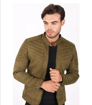 Men, Winter, Autumn, Spring, Office, Casual. Street, Slim Fit Suede Jacket, Stylish, Fashion, High Quality, New Season, Trend