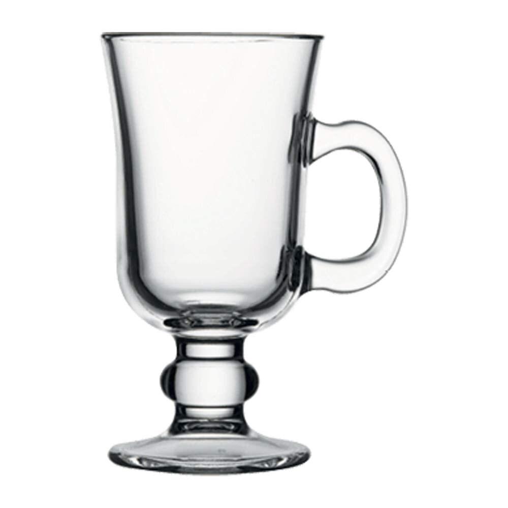 Стеклянная кружка для капучино, ирландский кофе|Чашки и соусницы|   | АлиЭкспресс