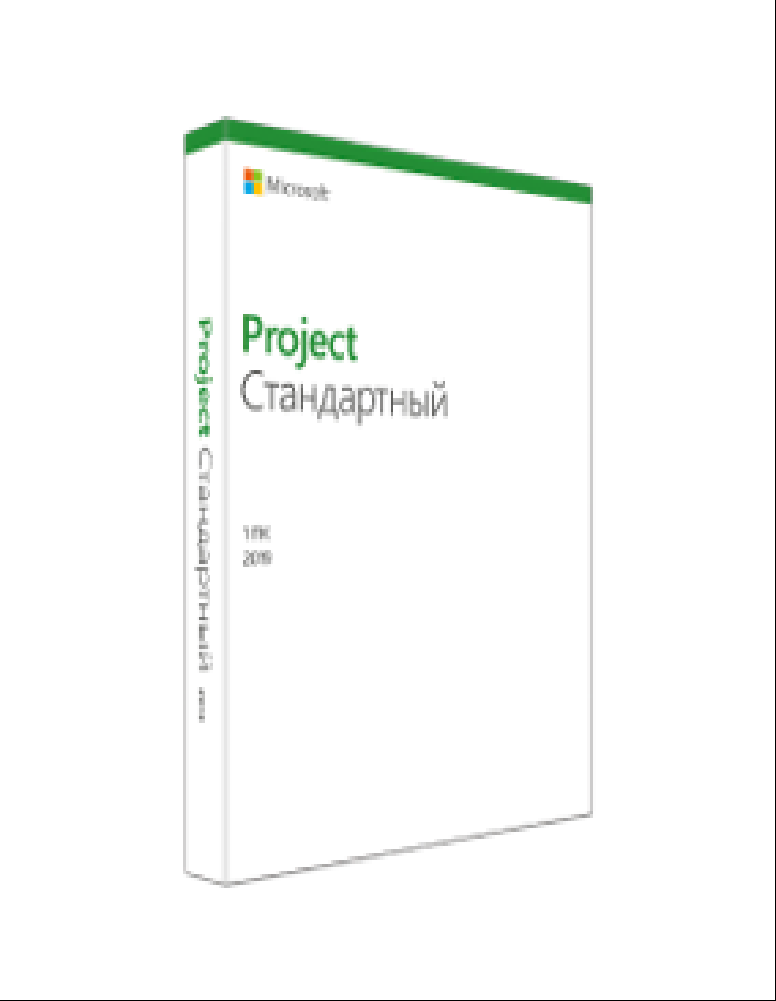 Microsoft Project Standard 2019 All Languages Electronic License