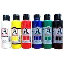 Südor Monalisa Acrylic Paint, 6 x 70 Ml, 6 Colour / Set Acrylic Paints Pigment for Artists Ceramic Stone Wall Craft Paints Art
