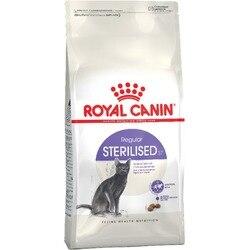 Royal Canin Sterilised для стерилизованных кошек и кастрированных котов, 4 кг
