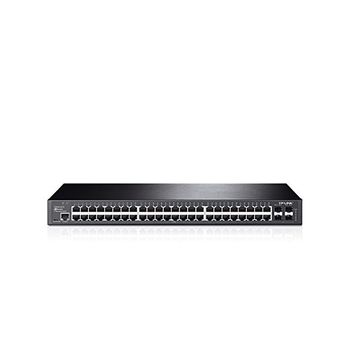 Cabinet Switch TP-LINK TL-SG3452 L2 48P GB 4 Combo SFP