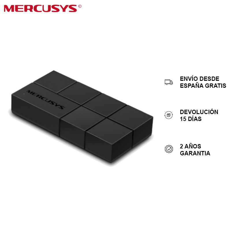 Mercusys MS108G multiport Switch Ethernet (<font><b>10</b></font>/100/<font><b>1000</b></font>) Switch Internet Mercusys Ethernet Switch MS105G image
