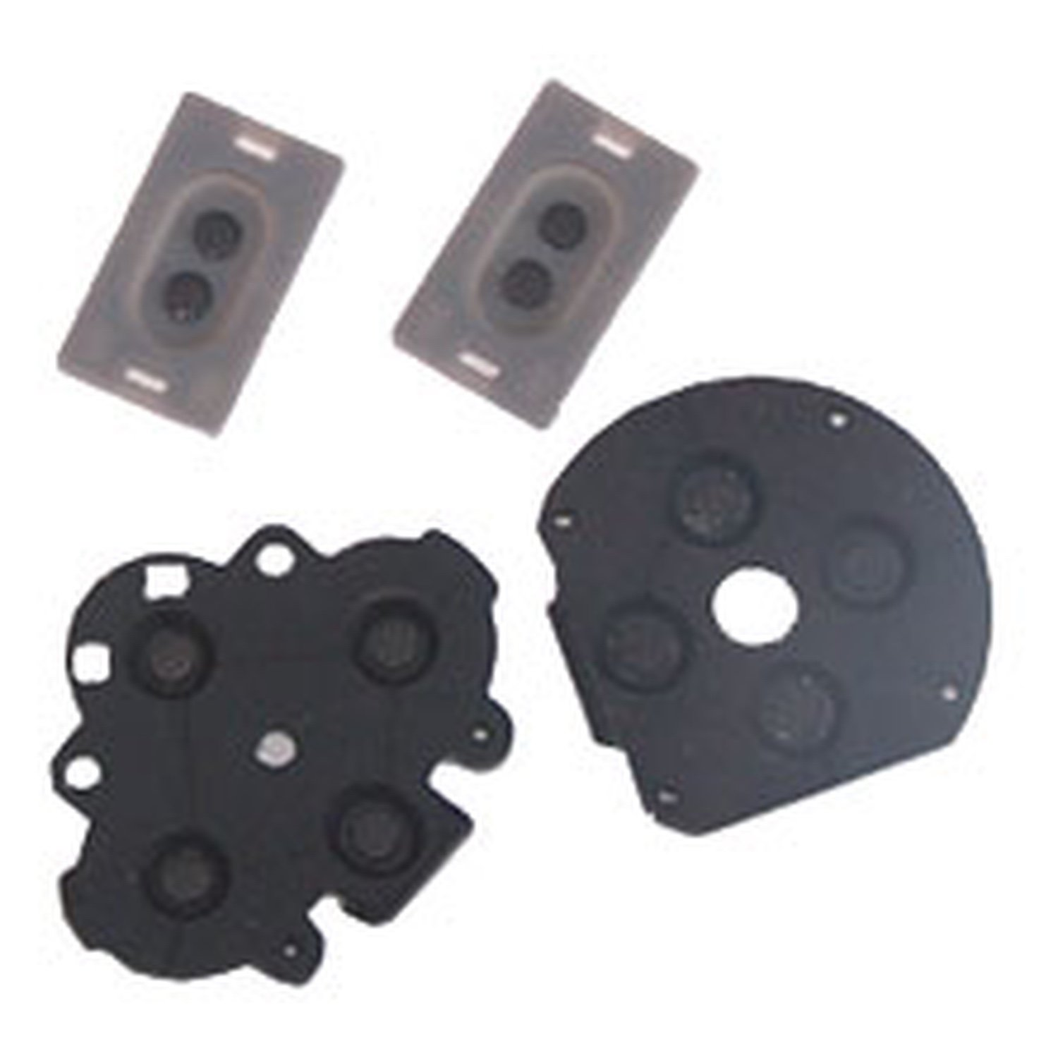 PSP D-Pad Rubber (pack included 4 d-pad of PSP)