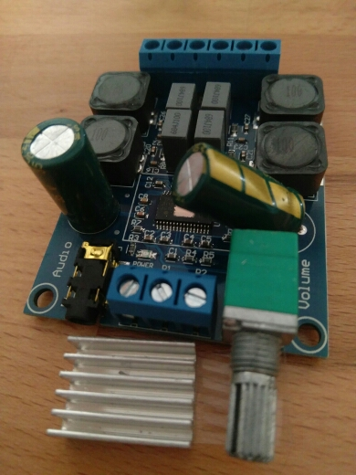 Amplificador Stereo Amplificador Digital