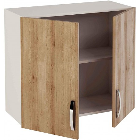 Kitchen Furniture High 80 For Hanging With 2 Doors In Various Colors