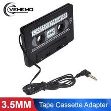 3,5 мм Jack лента в форме кассеты автомобильный аудио адаптер умный автомобиль стерео лента Кассетный адаптер премиум качества MP4 конвертер