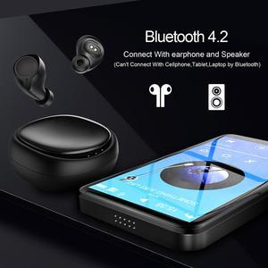Image 5 - Lecteur MP3 à écran tactile avec haut parleur intégré Bluetooth lecteur de musique Radio HiFi 8 go baladeur hi res Audio E Book