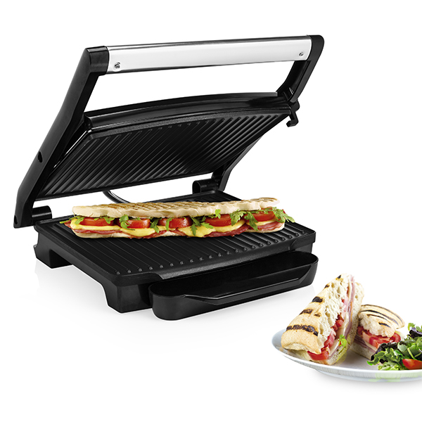 Contact Grill Princess 112415 2000W Black Stainless steel|Electric Grills & Electric Griddles| |  - title=