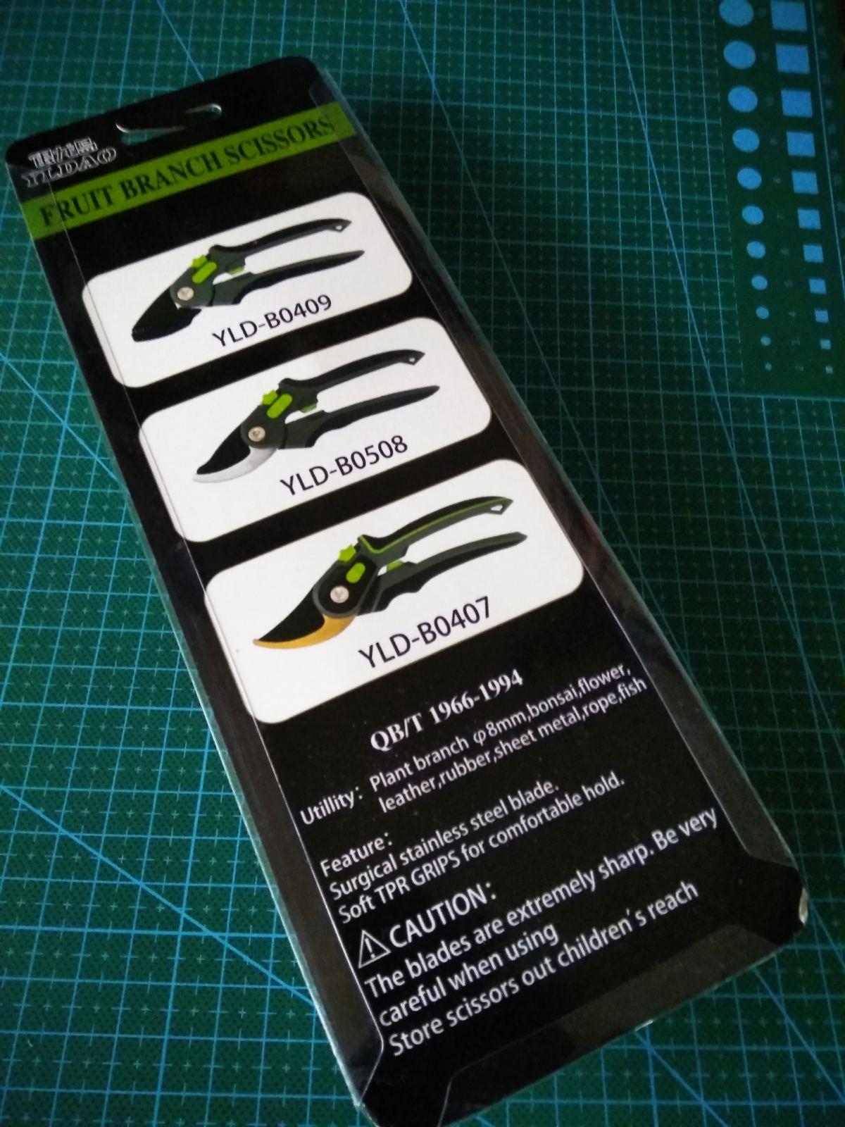 High-Quality Plant Trim Garden Scissors photo review