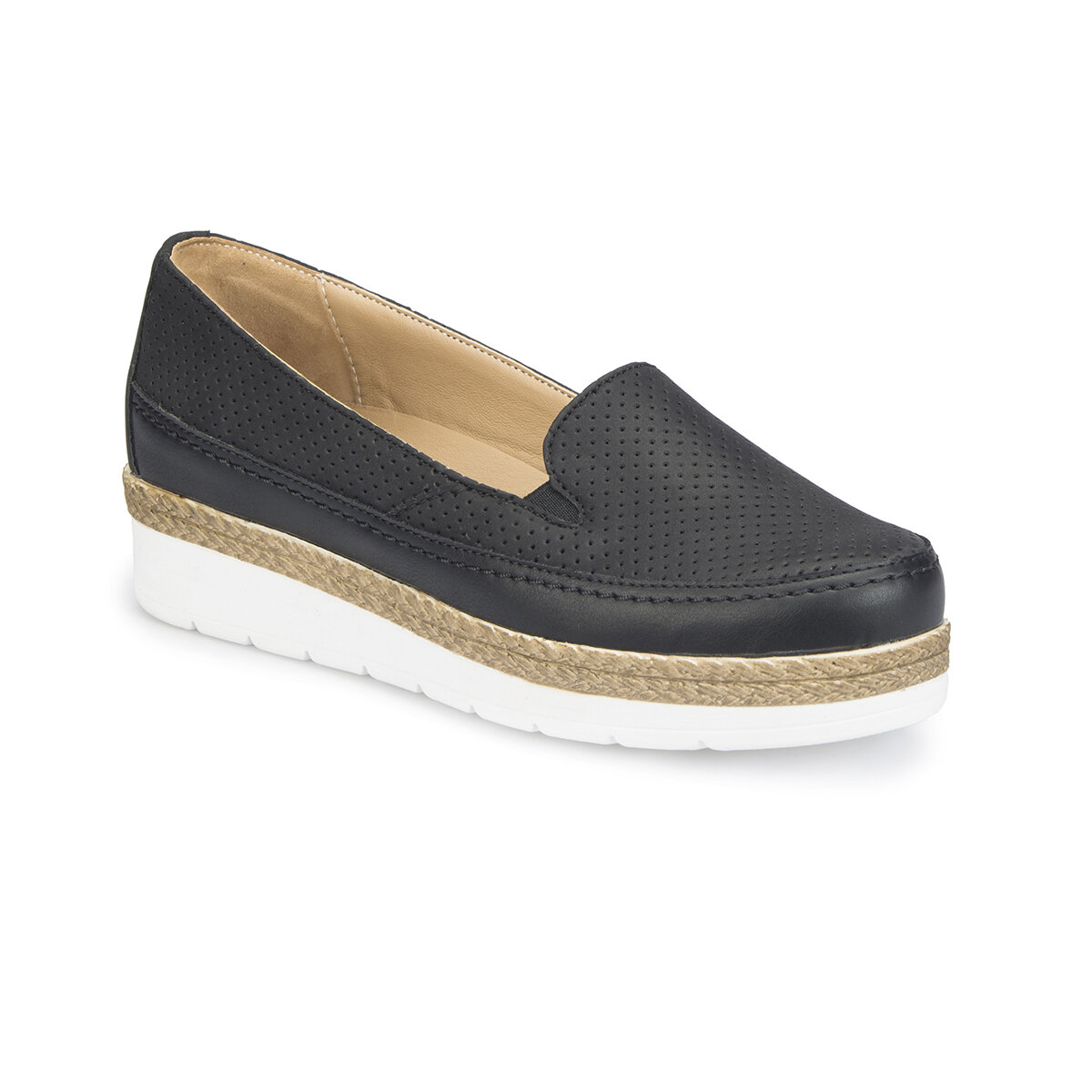 FLO 81.111292.Z Black Women Basic Comfort Polaris