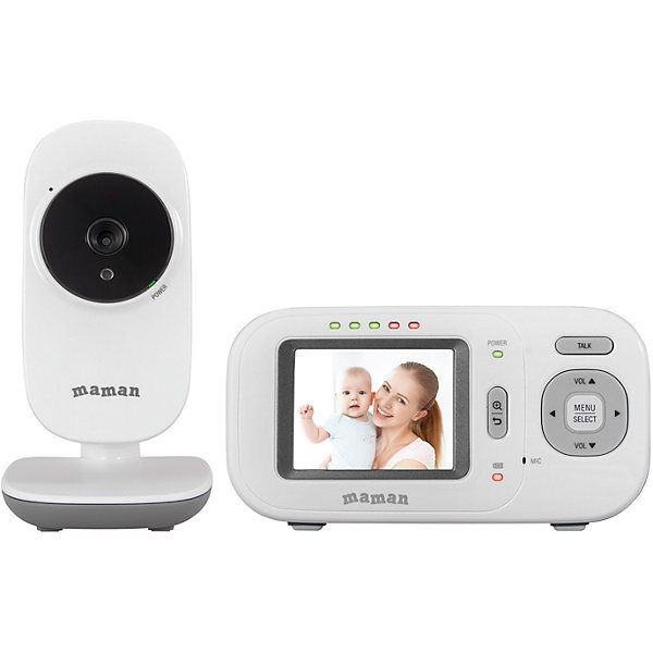 Baby Monitors Maman ВM2600 MTpromo