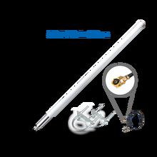 Fibra De vidro Antena de Ganho de Pico 5.8dbi alcance de Transmissão é mais, loRa Antena Gateway com 433/470/868/915 MHz