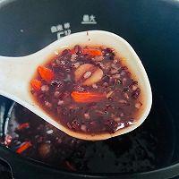 红枣黑米粥的做法图解9