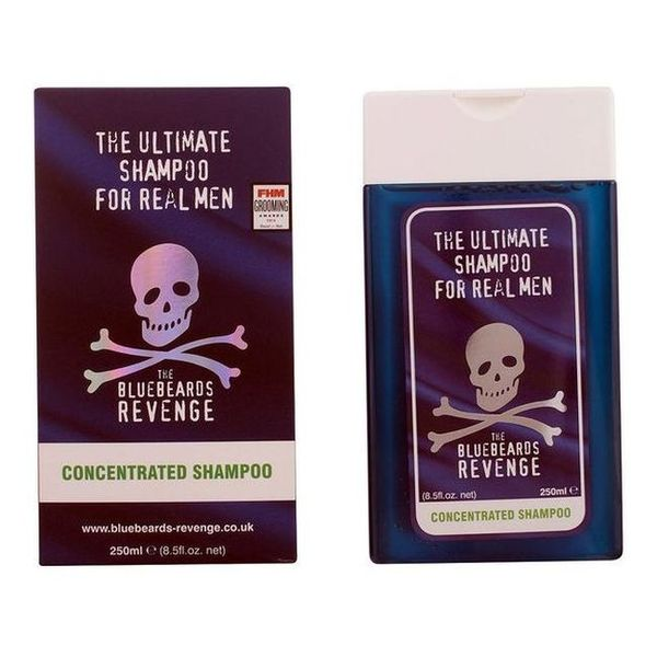 Concentrated Shampoo Hair The Bluebeards Revenge (250 Ml)