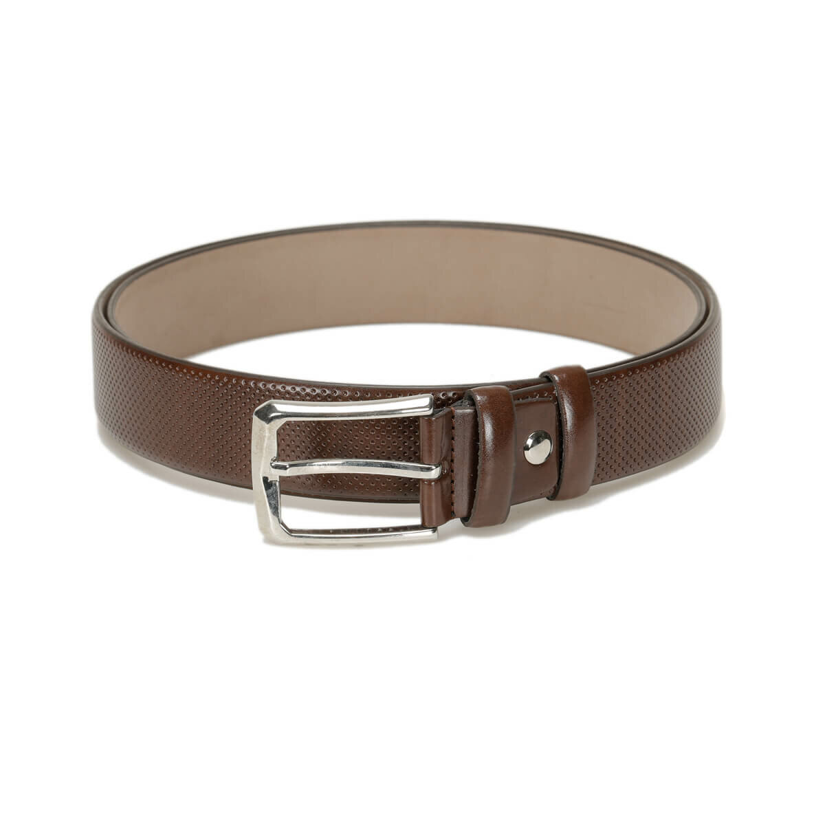 FLO MVZYN3402 Brown Men 'S Belt Garamond