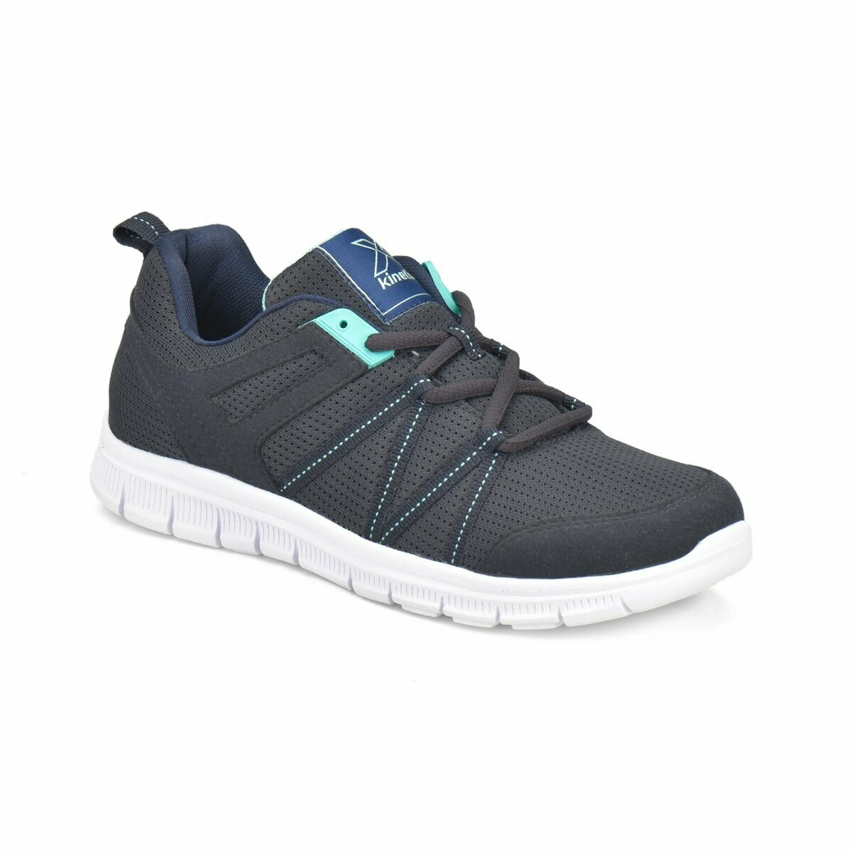 FLO MELINA Navy Blue Women 'S Sneaker Shoes KINETIX