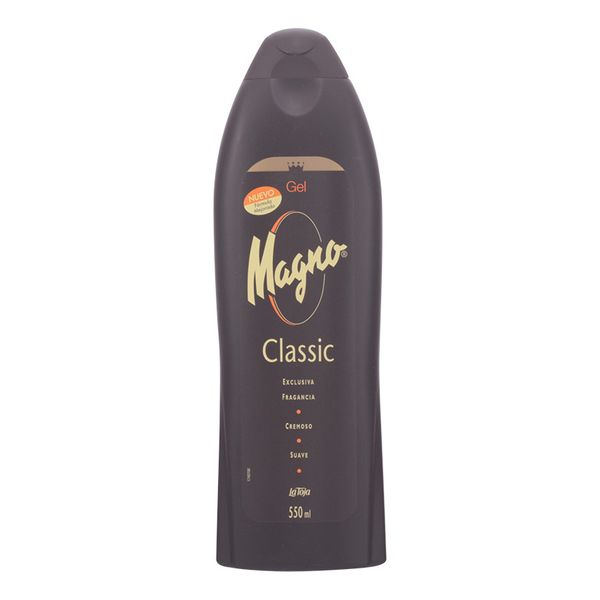 Shower Gel Classic Magno (550 Ml)