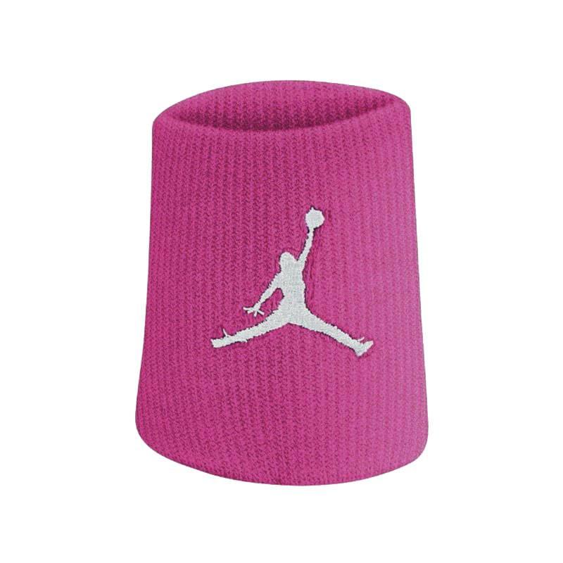 Sports Wristband Nike Jordan Pink