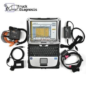 Image 2 - Judit Incado Box Diagnostic Kit JUDIT 4 Jungheinrich Linde canbox Still forklift Diagnose tool canbox doctor STILL+CF19 laptop