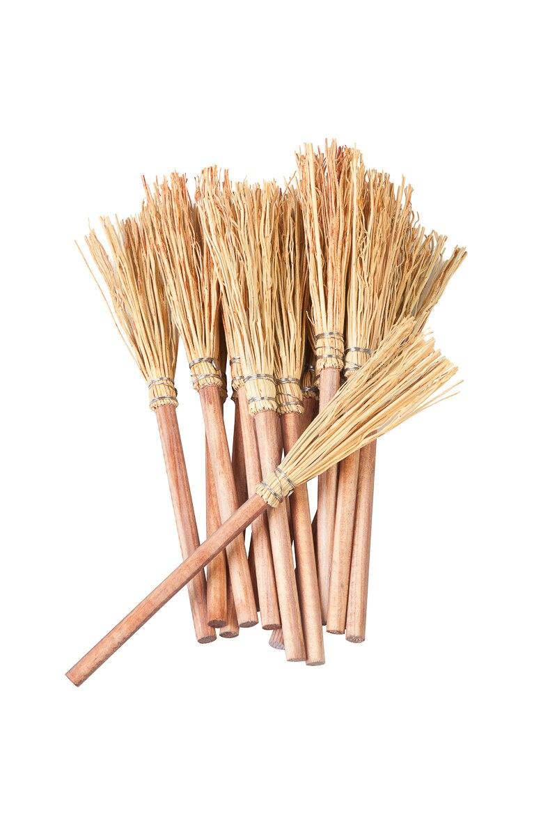 15 Broom Miniature Fantasy